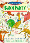 Barn Party by Claire O'Brien (Paperback, 1996)