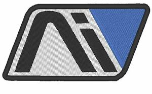 Cosplay Morale Patch Mass Effect Andromeda Ai Logo
