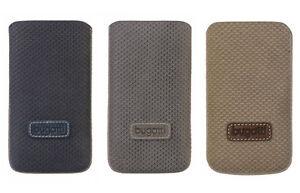 Original-Bugatti-Veritable-Vertical-etui-housse-en-cuir-pour-Samsung-TelePhones