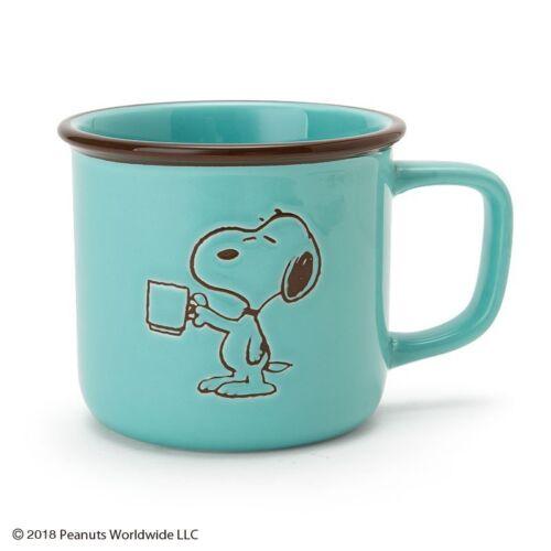 Mug Cup Snoopy Sanrio Coffee Time New Ceramics Gift Japan Free Shipping