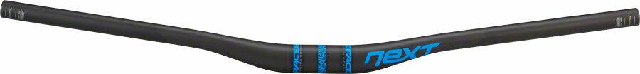 RaceFace NEXT 35 Riser carbono Manillar  35 X 760mm 20mm azul de subida