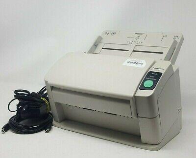 Panasonic KV-S1025C High Speed Scanner; Fully Tested; Less Than 50K Scanned!