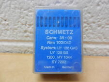 SCHMETZ Industrial Sewing Machine Needle CANU:38:31 NM:125//049 SYSTEM:UY130 GS