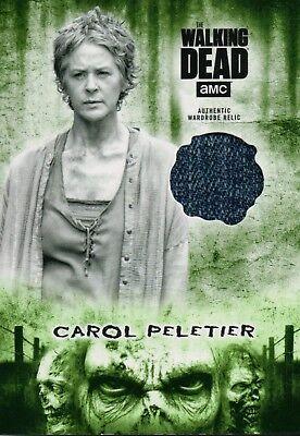 Melissa McBride Carol Peletier //Walking Dead evolución Base Trading Card #25