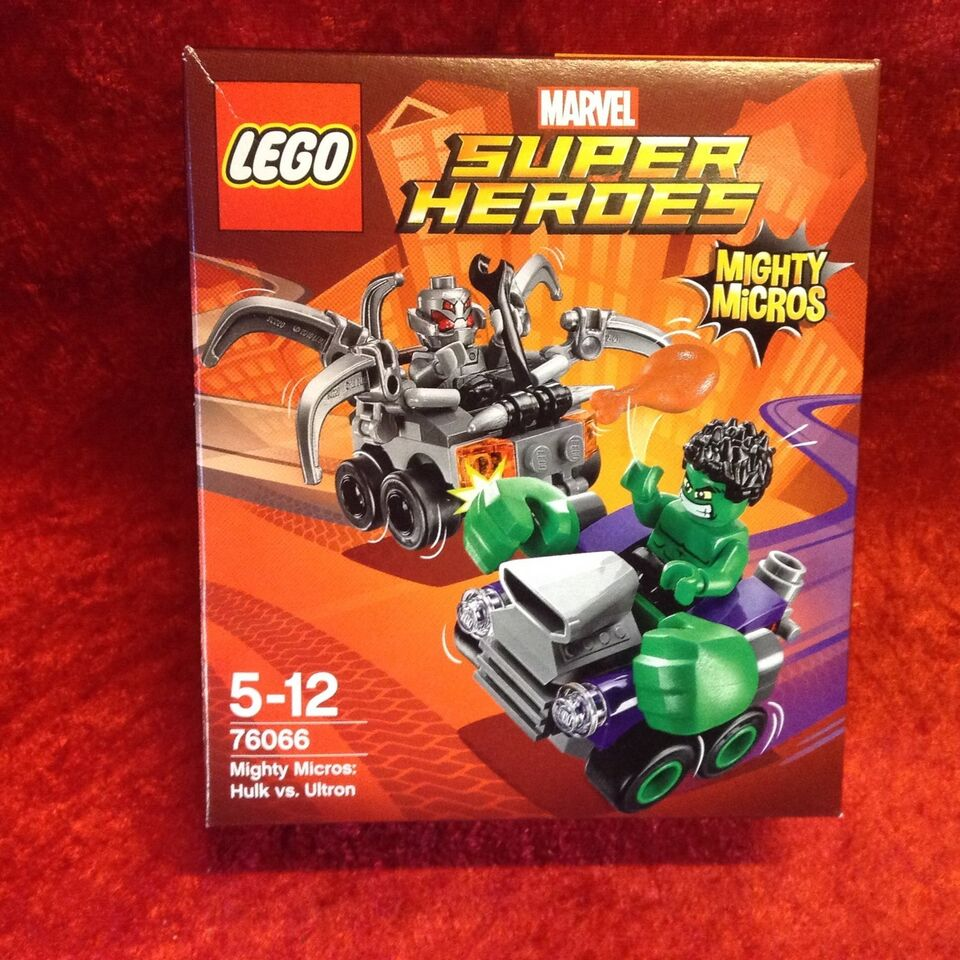 Lego Super heroes, 76066