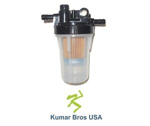 New Kubota Fuel Filter embly B3030 B7400 B7410 B7500 B7510 | eBay
