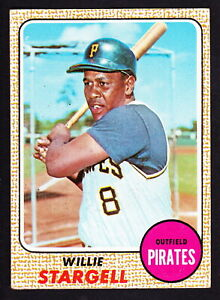 1968-TOPPS-86-WILLIE-STARGELL-PIRATES