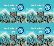 DVD BENFICA - NAPOLI 2008-2009      fedayn napoli    ultras '72    curva A   