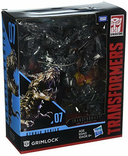 NEW Transformers Studio Series 07 Leader Class Movie 4 Grimlock FREE SHIPPING