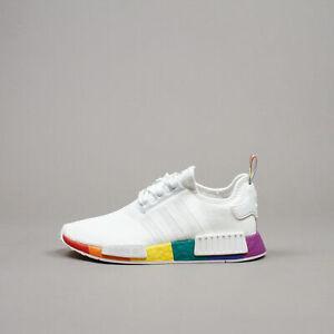 Adidas Originals Men NMD R1 Boost Pride