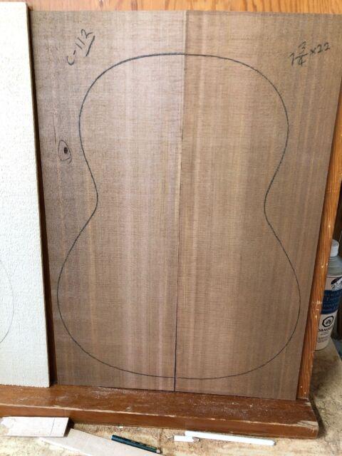 High Grade Cedar Luthier Guitar Tonewood Set