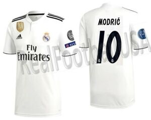 84e229fe9 Image is loading ADIDAS-LUKA-MODRIC-REAL-MADRID-UEFA-CHAMPIONS-LEAGUE-
