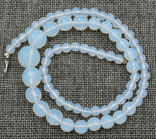 5x8mm Sri Lanka Moonstone Gemstone Abacus Loose Bead 15/'/'