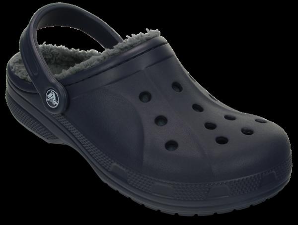 63c213e58b42 Crocs Mens   Womens ladies Lightweight Warm Lined Winter Clog Shoes ...