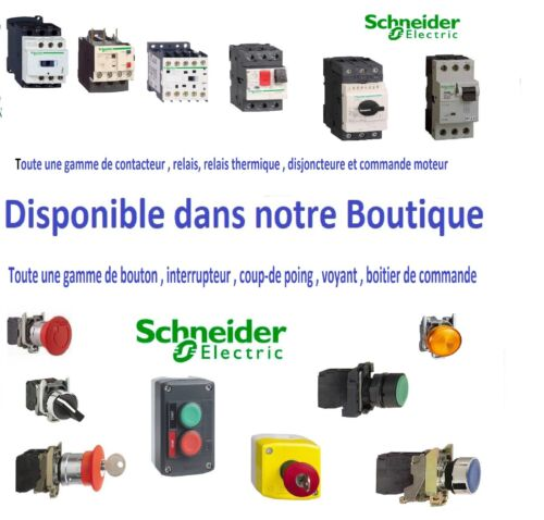 Tableau électrique 13 Modules 4 Rangées Schneider avec porte R9H13404 R9H13424