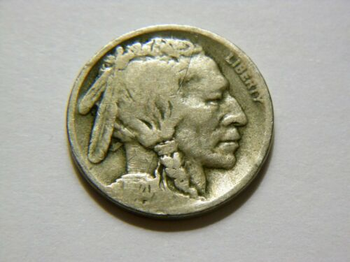 Nice *Low Priced* Better Date Coin for any collection 1920-D G Buffalo Nickel