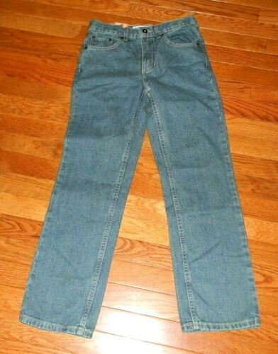 waistband  8 REG. Details about  /NWT BOY/'S URBAN PIPELINE RELAXED STRAIGHT JEANS w//Inner Adj