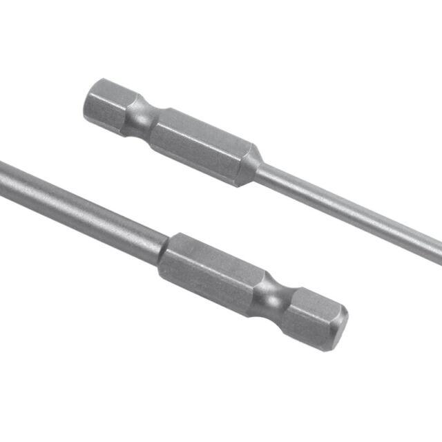 150mm Long Round Shaft Magnetic Phillips Screwdriver Bits Set 6 In 1 ED