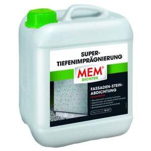 MEM-Super-Tiefenimpraegnierung-5-Liter-Wassersperre-Abdichtung-Beton