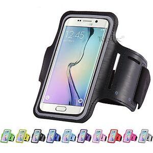 Adaptable Brassard Sport Pour Samsung Galaxy S6 Housse Tour De Bras Armband Case Running Haute Qualité