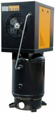 Hpdmc75 Hp Rotary Screw Air Compressor 60gallon Air Tank 230v60hz With Nailer