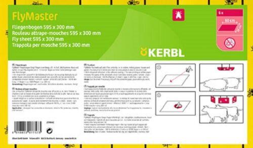 Kerbl 299842 Stallfliegenbogen FlyMaster 6 Bögen L59,5 cm B30 cm