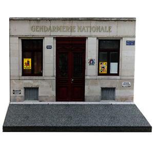 Diorama-Gendarmerie-Natioanle-1-43eme-43-2-A-A-106