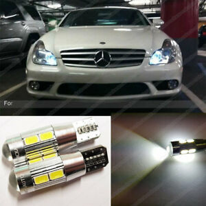 W5W-T10-10SMD-LED-Canbus-501-hid-xenon-White-Bulb-Sidelight-Error-Free
