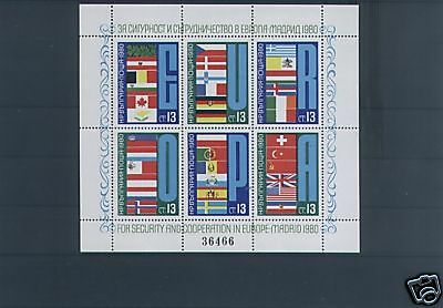 1129 SorgfäLtige Berechnung Und Strikte Budgetierung Bulgarien Block 100 ** Mnh Euro 40,00