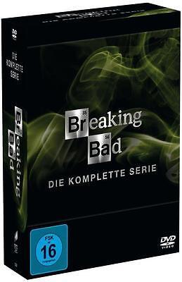 Breaking Bad - Die komplette Serie - (21 DVDs) - 2942 Minuten