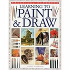 Learning to Paint & Draw by Hazel Harrison (Paperback, 2014)