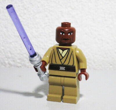 LEGO STAR WARS MINIFIGURE Mace Windu 8019 7868 minifig