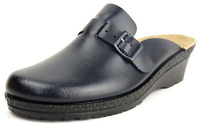 Rieker Damen Schuhe Slipper Sabot Clogs in Grün 46389 54   eBay