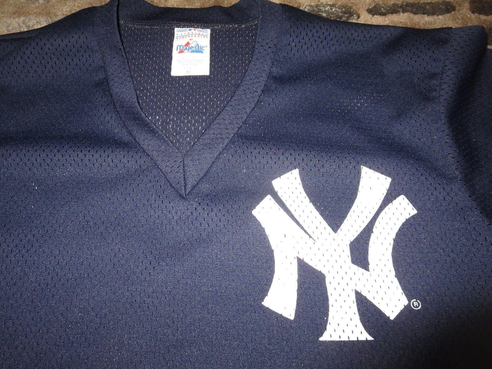 Tino Martinez  24 New New New York Yankees Majestic World Series MLB Trikot 8d85d5