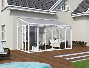 pergola verandah sunroom kit sunremo 3 x 4 2m new ebay