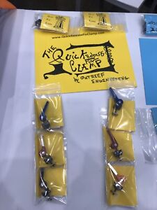 Quick Release Fin Clamp For Paddle Boards Long Boards And Surf Boards