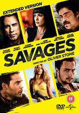 DVD:SAVAGES - NEW Region 2 UK 03