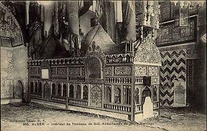 Alger-Algier-Algerien-al-Dschaz-ir-1910-Tombeau-de-Sidi-Abderrahman-Grab-Tomb