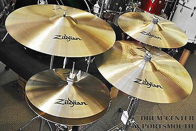Zildjian A Sweet Set Cymbal Pack - DCP Exclusive! - Video Demo