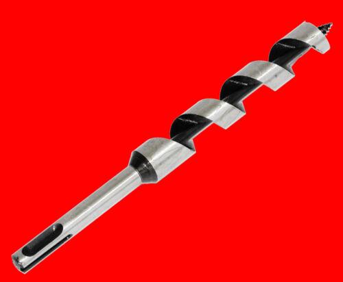 6 pcs sds-plus professionnel Lewis BOIS FORET phrase ø 10-20mm//200mm serpents perceuse