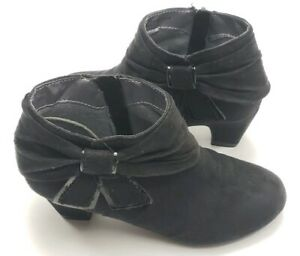 girls ankle boots size 13