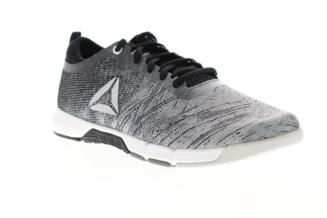Reebok Speed Her TR CN0996 Womens Gray Canvas Athletic Cross Training Shoes