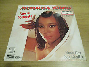 MONALISA YOUNG  SWEET REMEDY Vinyl 12034 45RPM 1983 Funk Soul BELLAPHON 12015033 - <span itemprop=availableAtOrFrom>Telford, United Kingdom</span> - MONALISA YOUNG  SWEET REMEDY Vinyl 12034 45RPM 1983 Funk Soul BELLAPHON 12015033 - Telford, United Kingdom