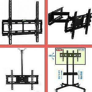 Weekly Promo! TV Wall Mount Bracket, TV Stand, Ceiling TV Mount, DVD Shelf start from Calgary Alberta Preview