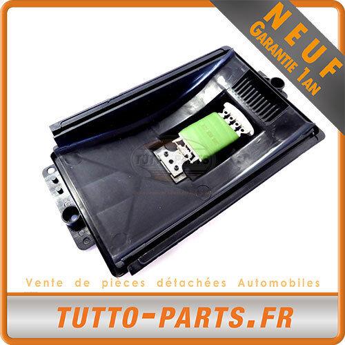 Résistance Chauffage Ventilation Audi A3 TT Seat Cordoba Ibiza Leon 1J0819022A