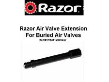RAZOR POCKET ROCKET PR200 AIR VALVE EXTENSION 4 HARD 2 REACH SCOOTER INNER TUBES