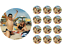 YOUR-OWN-EDIBLE-PHOTO-cake-topper-personalised-image-Quality-ICING-OR-WAFER thumbnail 17