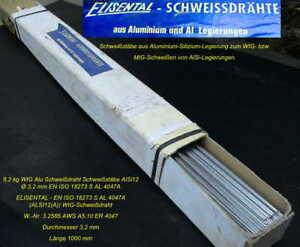 8-5kg-WIG-Aluminium-Schweissstab-Schweissdraht-AL-SI12-3-2x1000-mm-Welding-Rod-AWS