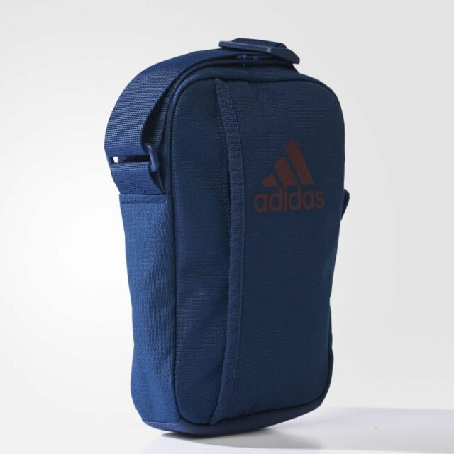 Adidas Mini Bag 3 Stripe Performance Small Messenger Shoulder Item Bag S99632