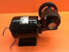 Vintage Bodine NSH-12RH Series 200 115 V DC Industrial Gear Motor New Old Stock